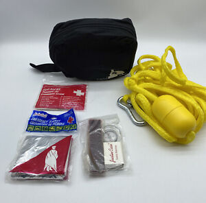Justin Case safety Kit With Bag Snowmobile Kit Snow Machine Safety Kit