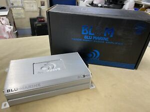 Massive Audio BL2-M Car Marine Motorcycle 1600W 1 Ohm Mono Amplifier - New Amp!