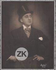 Pierre de GUINGAND Cinéma Mode ADAM Fashion Photographe Ergy LANDAU Photo 1920s