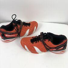 Babolat Propulse 4 All Court Tennis Shoes Orange White 30S1372 Men's Sz 11