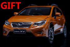 Car Model Subaru XV 1:18 (Orange) + SMALL GIFT!!!!!!!!!!!