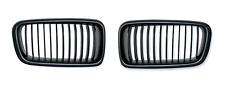 BMW 7 E38 (1994-1998) 2x PARRILLA / RIÑON Delantero Izquierda+Derecha Negro MAT