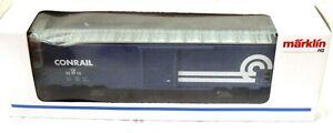 Marklin HO US Freight Conrail Tin Plate Box Car 4776 NEW #34655