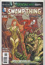 Swamp Thing #13 New 52 vol 5 Dc Comics 2011 Vf/Nm