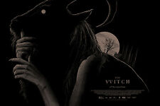 The Witch VVitch Limited Edition Print Poster Matt Ryan Tobin Mondo artist