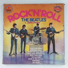 BEATLES & John Lennon 3 LP Box Set 4M12854084/85/86 SABAM LP Vinyl VG+ near ++