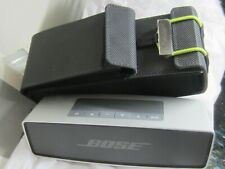 Bose SoundLink Mini Bluetooth Speaker System + Case + Cover