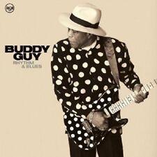BUDDY GUY - RHYTHM & BLUES  (2 VINYL LP)  21 TRACKS  INTERNATIONAL POP  NEU