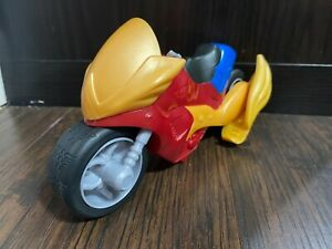"""2015 DC Super Hero Girls Wonder Woman Motorcycle for 6"""" Action Figure Bike Only"""