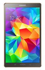 Samsung Galaxy Tab S 8.4-Inch Tablet 16 GB Titanium Bronze Android 4.4 Kit Kat