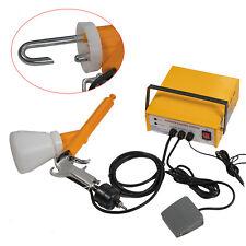 Pc03 5 Portable Professional Powder Coating System Paint Gun Coat Kit Yellow Usa
