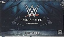 Wrestling Trading Cards & WWE Season 2016
