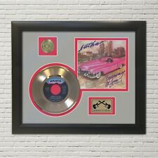"""Aretha Franklin Framed Picture Sleeve 45 Record Display """"M4"""""""