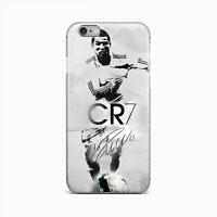 Ronaldo iPhone 5s 6s 7 8 Plus Silicone Cover Soccer iPhone X XS Max XR Gel Snap
