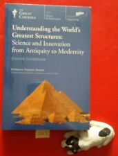 NEW Sealed The Great Courses Understanding the World's Greatest Structures DVDs