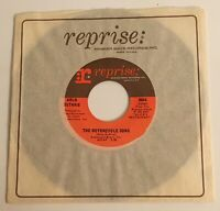 Arlo Guthrie / The Motorcycle Song & Now and Then  / Reprise '67 45 NM+