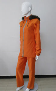 Hot! South Park kenny cosplay costume uniform MM.786