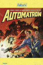 24x36 FALLOUT 4 AUTOMATION POSTER rolled and shrink wrapped