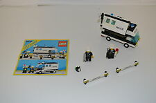 Lego Vintage Police Set Number 6676, Mobile Command Unit, Produced in 1986