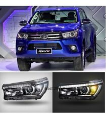 LED Headlights Head Lamps For Toyota Hilux VIGO Hilux Revo 2015 2016 2017 1pair