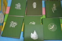Books USSR 1980 lot of 7 books plant Life in 7 volumes full edition