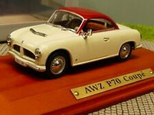 1/43 Atlas DDR Auto Kollektion AWZ P70 Coupe 7130116