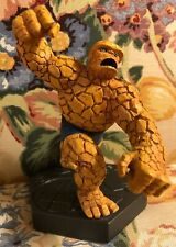 """Bowen Designs 2003 Marvel Fantastic Four """"The Thing"""" Painted Mini Statue"""