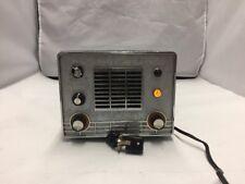 EC Johnson Viking Messenger vintage cb radio transmitter 1961 242-126 vintage