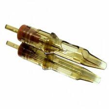 20pcs Disposable Tattoo Cartridge Needles 15 Soft Edge Magnum Long Taper 0.35mm