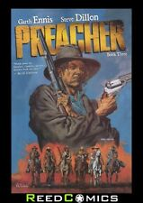 PREACHER BOOK 3 GRAPHIC NOVEL (352 Pages) Collects 27-33, Saint of Killers 1-4