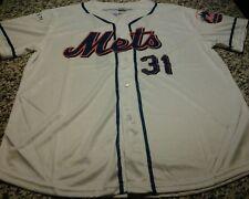 New York Mets Mike Piazza Mookie Wilson SGA Shirt Topps Card 2017 Fridge Magnet