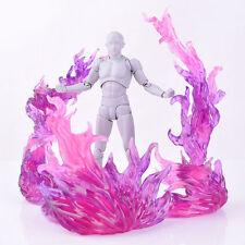 S.H.Figuarts Tamashii EFFECT BURNING FLAME Purple Fix D-Art Figma Kamen Rider