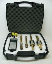 CITO FLOW READOUT FR-9600 PORTABLE DIGITAL FLOW MEASURING INSTRUMENT METER