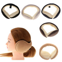 Unisex Fordable Winter Ear Muffs Warmers Sherpa Earflap Wrap