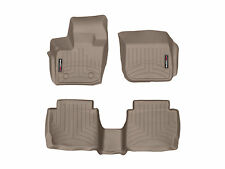 WeatherTech Floor Mats FloorLiner for Ford Fusion/Lincon MKZ - 1st/2nd Row - Tan