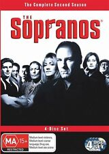 The Sopranos : Season 2 (DVD, 2008, 6-Disc Set)