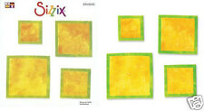 Sizzix Originals SQUARE FRAMES!!! 654645 RETIRED!!!