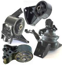 9M1727 4pc Motor Mounts fit A/T 2.7L Hyundai Tiburon 2003 - 2008 PRONTOyCORRECTO