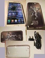 Samsung galaxy note 2/N7105 /débloque/bon état /16GO 4G /Coque protection inclus