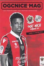 OGC Nice v Amiens SC 2017/18 (13 Jan)