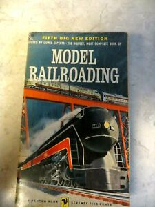 Model Railroading Bantam1958 5th Ed Paperback