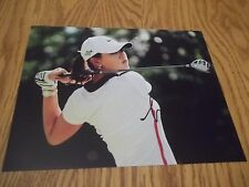 MICHELLE WIE LPGA GOLF Signed 8x10 COLOR Photo CELEBRITY SLEUTH