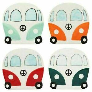 VW Campervan Ceramic Coasters
