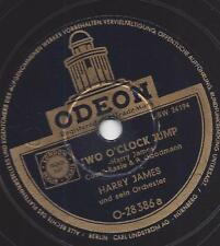 Harry James orchestre: two o 'clock Jump + Music Makers