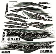 1998 Yamaha XL1200 wave runner decals stickers Waverunner 1200 XL Graphics Kit