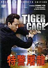 Tiger Cage-----Hong Kong RARE Kung Fu Martial Arts Action movie - NEW