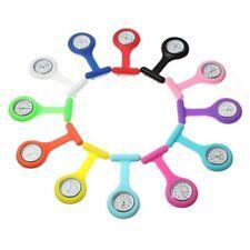 Silicona Enfermera Reloj Broche Reloj de Bolsillo Con Doctor Médico