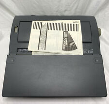 Smith Corona Sl 560 Electric Typewriter With Key Cover Spell Right Dictionary