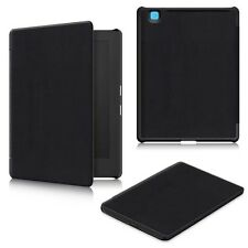"""Luxury Leather Case Cover For The New Kobo Aura H2O Edition 2 eReader 6.8"""" 2017"""