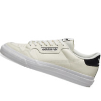 ADIDAS MENS Shoes Continental Vulc - Off White & Black - EG4589
